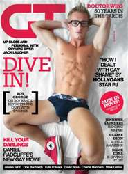 Gay Times issue December 13