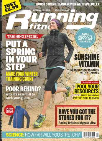 Running Fitness issue No.167 Put a spring in your step