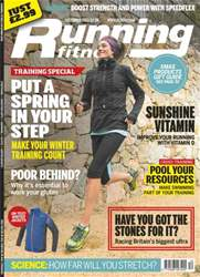 Running issue No.167 Put a spring in your step