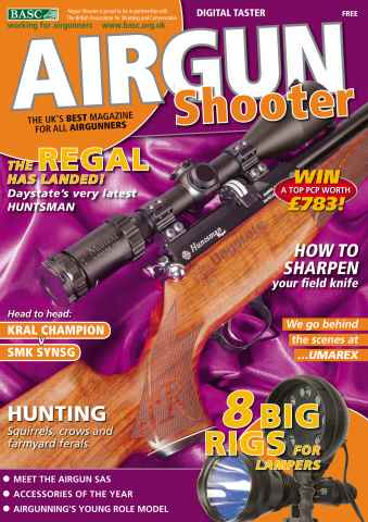 Airgun Shooter issue Airgun Digital Taster