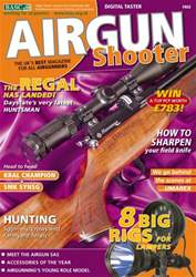Airgun Shooter issue Airgun Digital Taster