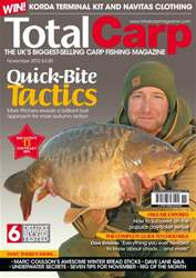 Total Carp issue November 2013