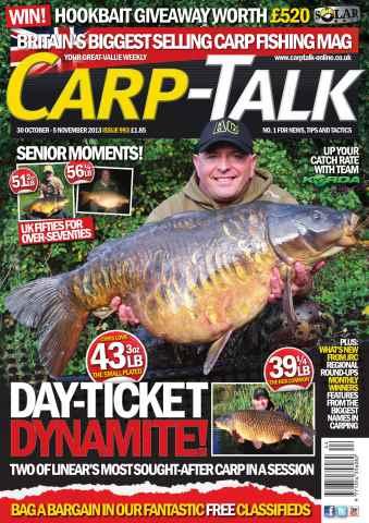 Carp-Talk issue 993