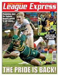 League Express issue 2886