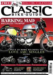 Classic Bike Guide issue November 2013