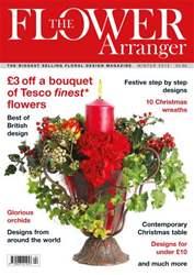 The Flower Arranger issue Winter 2013