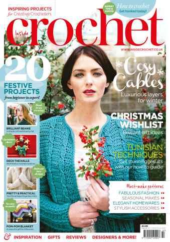 Inside Crochet issue November 2013 Issue 47