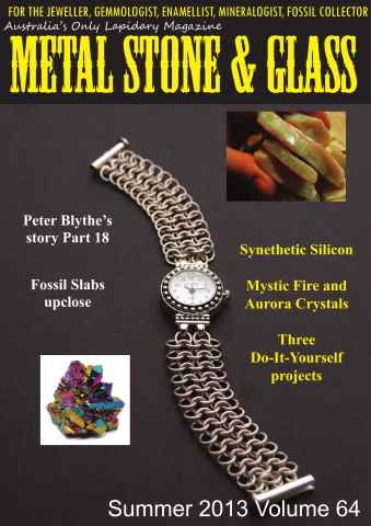 Metal Stone And Glass issue VOLUME 64