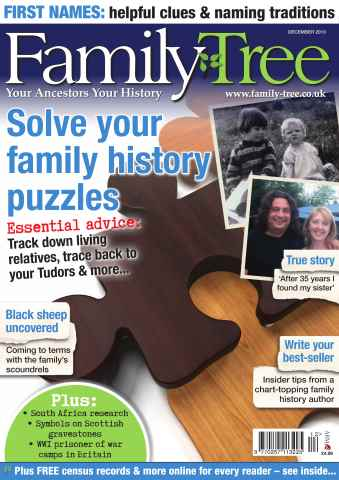 Family Tree issue Family Tree December 2013