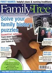 Family Tree issue Family Tree December 2013