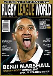 Rugby League World issue 357