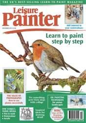 Leisure Painter issue December 2013