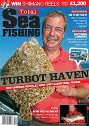 Total Sea Fishing issue December 2013