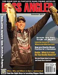 BASS ANGLER MAGAZINE issue Volume 20 Issue 3