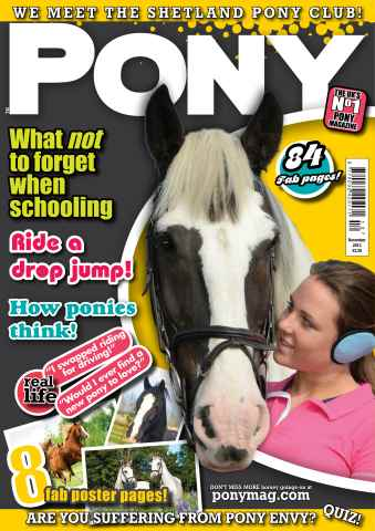 Pony Magazine issue December 2013