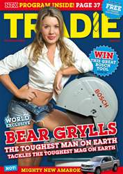 Tradie issue Tradie June 2011