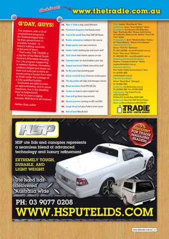 Tradie Preview 3