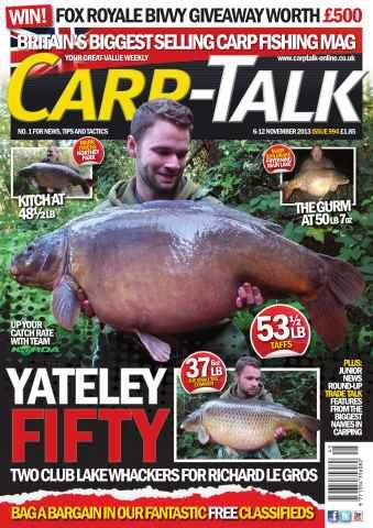 Carp-Talk issue 994