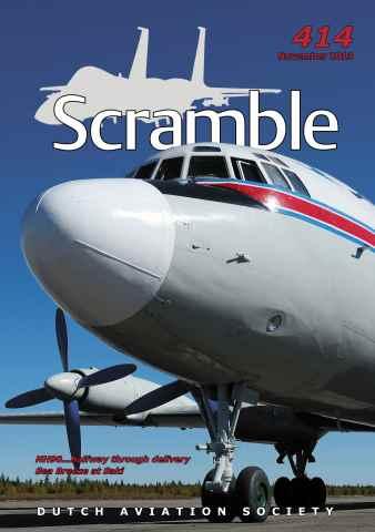 Scramble Magazine issue 414 - November 2013