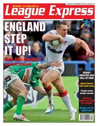 League Express issue 2887