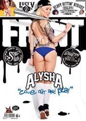 FRONT 188 - Alysha Nett issue FRONT 188 - Alysha Nett