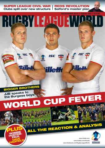 Rugby League World issue 392