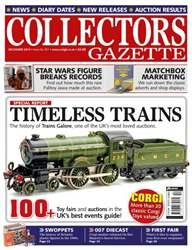 Collectors Gazette issue December 2013
