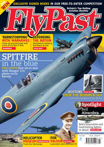 FlyPast issue July 2011