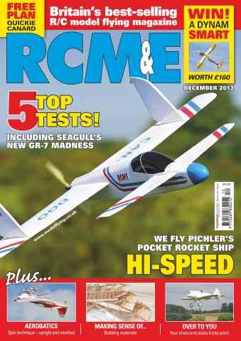 RCM&E issue December 2013