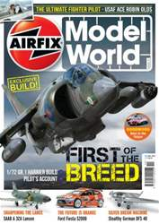Airfix Model World issue December 2013