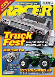Radio Control Car Racer issue July 2011