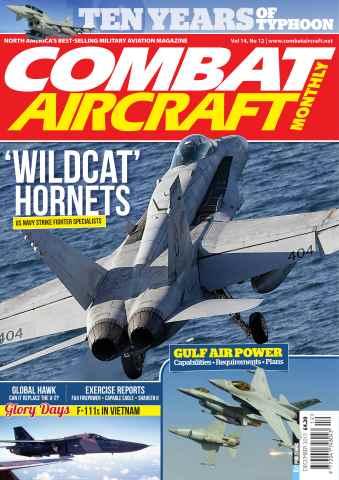 Combat Aircraft issue Vol 14, No 12