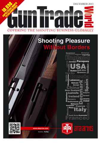Gun Trade World issue December 2013