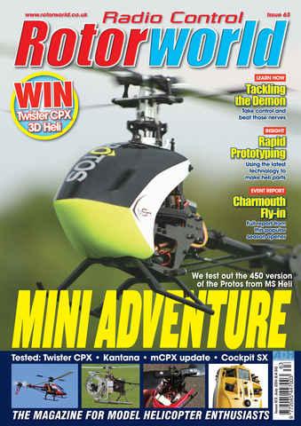 Radio Control Rotor World issue 63