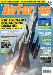 AirForces Monthly issue July 2011