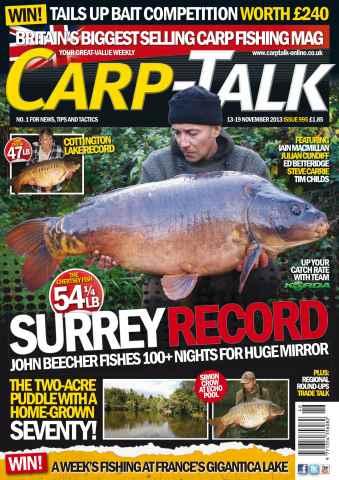 Carp-Talk issue 995