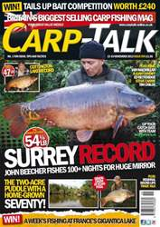 Carp-Talk issue 995