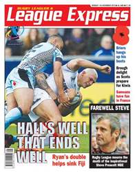 League Express issue 2888