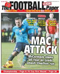 The Football League Paper issue 10th November 2013