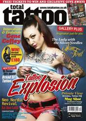 Total Tattoo issue December 2013 (No. 110)