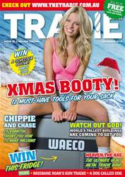 Tradie issue Tradie Dec 2010