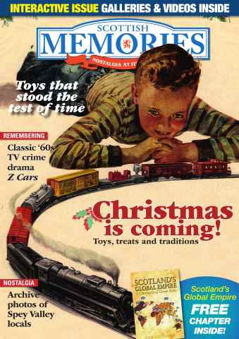 Scottish Memories issue Scottish Memories XMAS SPECIAL.