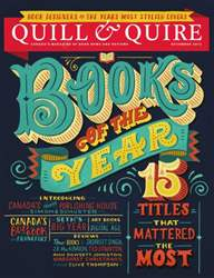 Quill & Quire issue DECEMBER 2013