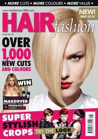 Hair Fashion issue Issue 16