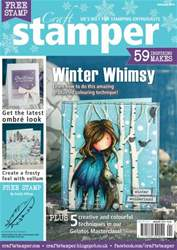 Craft Stamper - January 2014 issue Craft Stamper - January 2014