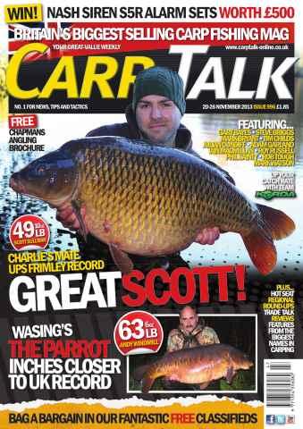 Carp-Talk issue 996