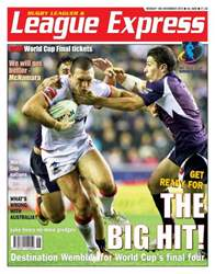 League Express issue 2889