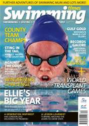 Swimming Times issue December 2013