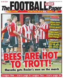 The Football League Paper issue 17th November 2013