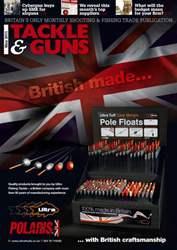 Tackle & Guns issue May 2011